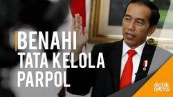 3 Tahun Jokowi-JK, ICW Nilai Pembenahan Parpol Belum Pol