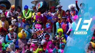 Ketika Para Badut Dunia Berkumpul di Meksiko