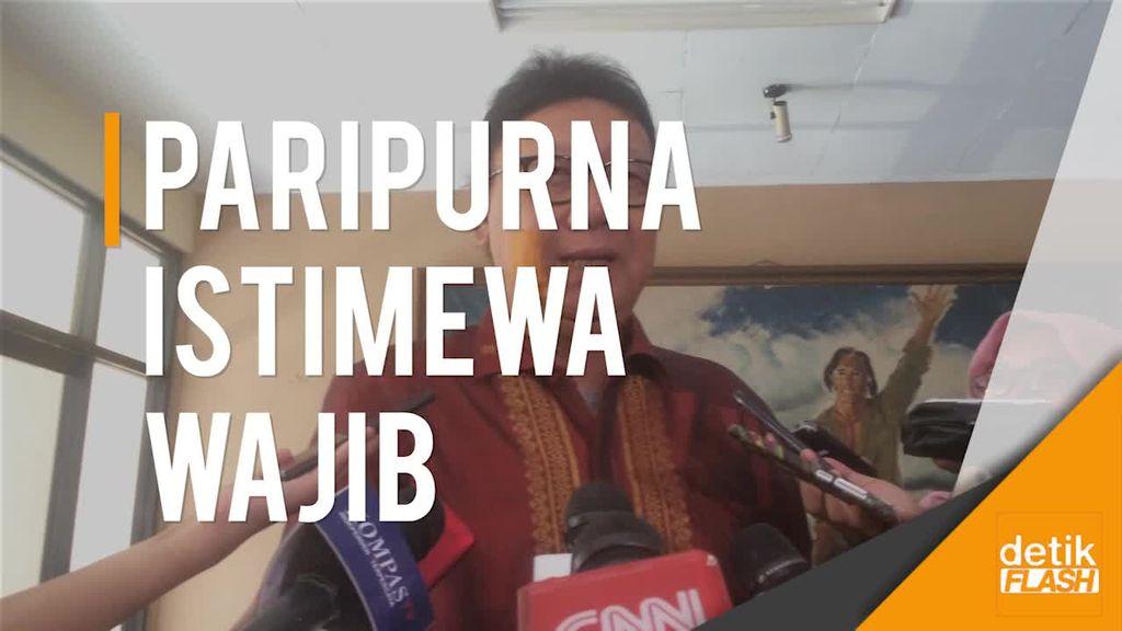 Mendagri soal Paripurna Anies-Sandi: DPRD Wajib Adakan!