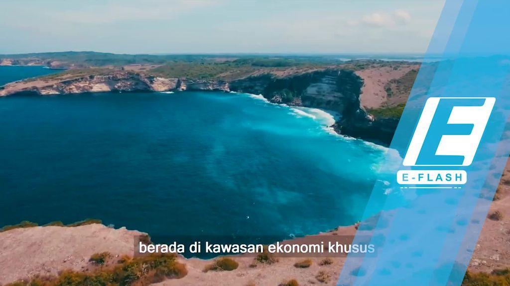 Jokowi Nge-vlog Lagi, Kali Ini soal Keindahan KEK Mandalika