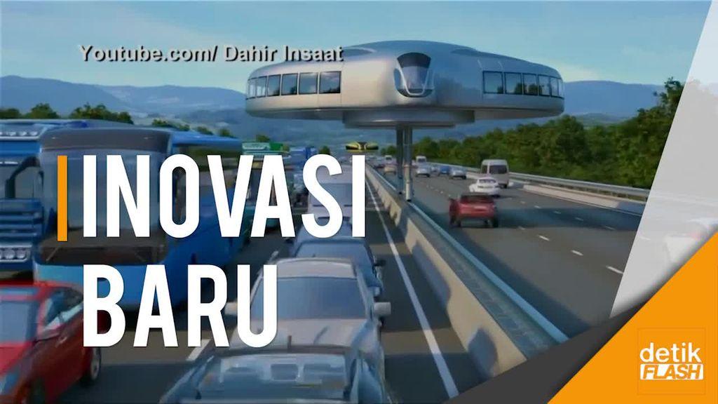 Mungkin Ini Solusi Transportasi Umum di Jakarta