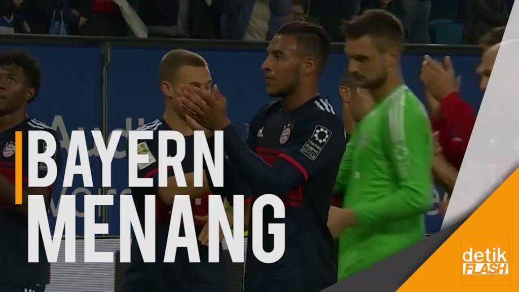 Gol Tunggal Tolisso Bawa Bayern Pepet Dortmund
