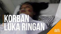 Perahu Arum Jeram di Dufan Terbalik, 5 Orang Cedera