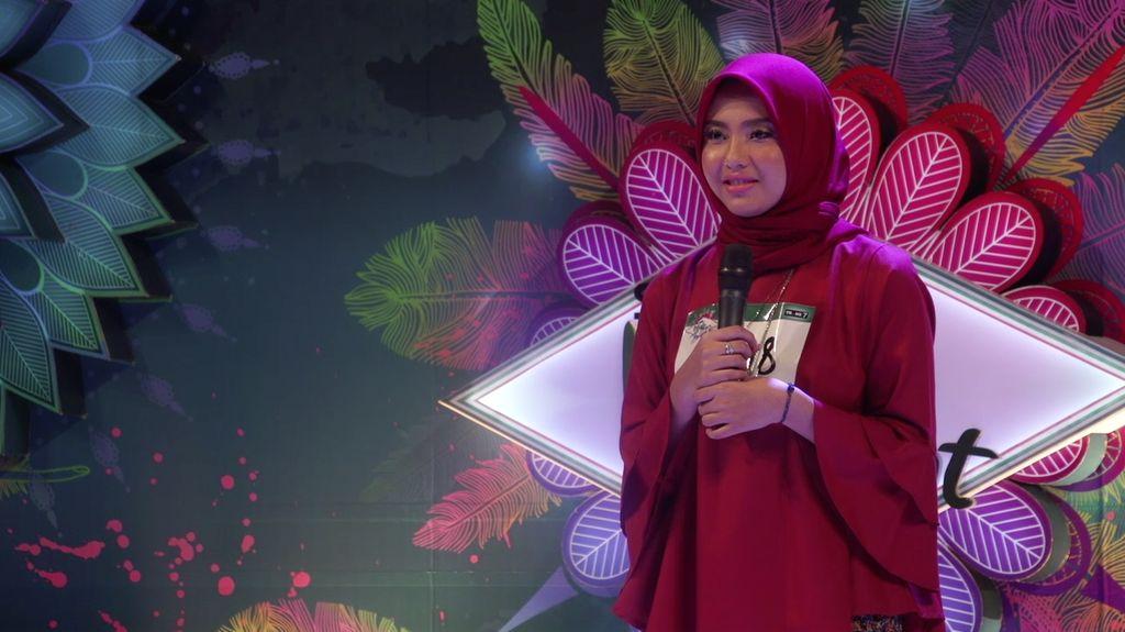24 Besar Sunsilk Hijab Hunt 2017 Jakarta - Chyntyasaputri