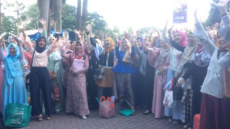 Beginilah Keseruan Sunsilk Hijab Hunt 2017 Jakarta