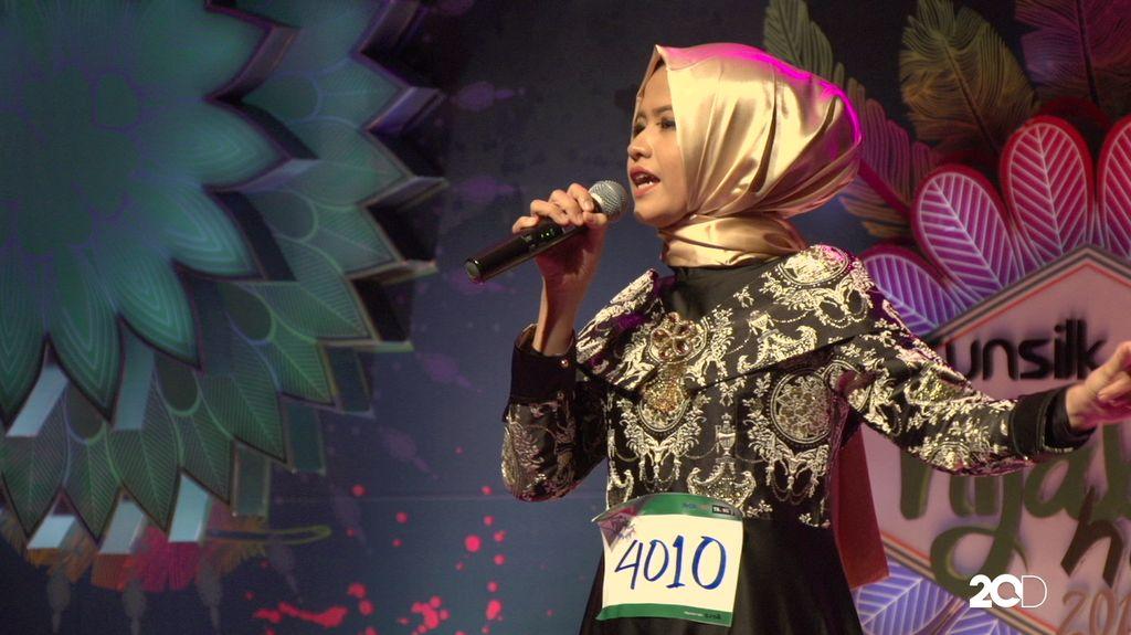 23 Besar Sunsilk Hijab Hunt 2017 Medan - Rahmadhani Siregar