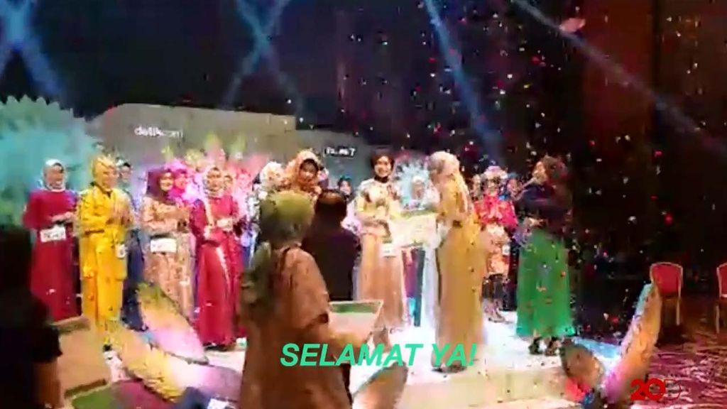 Selamat! Inilah 3 Juara Favorit Sunsilk Hijab Hunt 2017 Medan