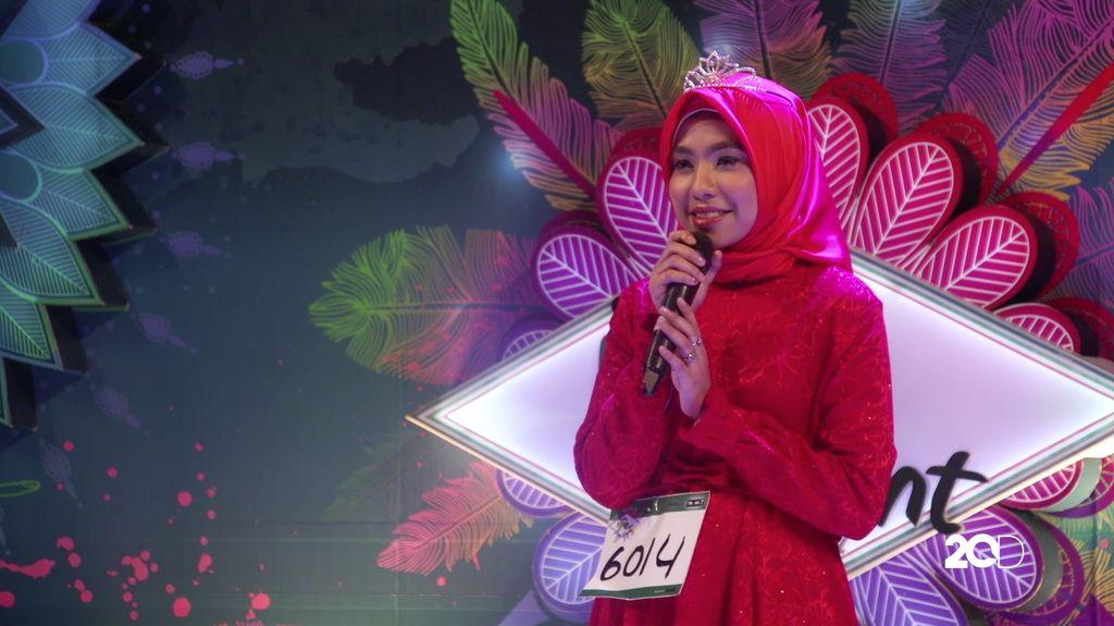 24 Besar Sunsilk Hijab Hunt 2017 Jakarta - Wirda Ningsih