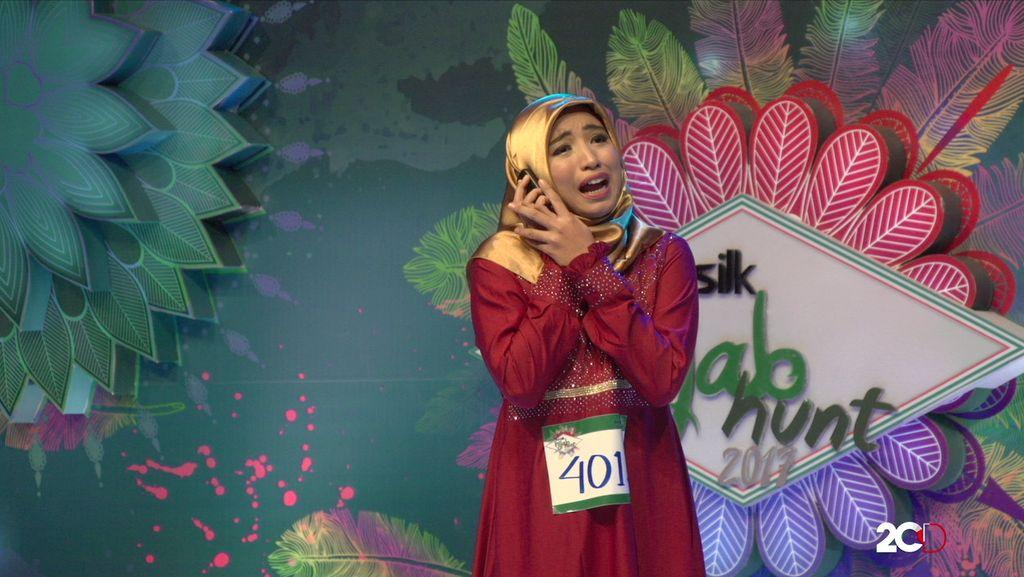 23 Besar Sunsilk Hijab Hunt 2017 Medan - Fifi Asrya Assyari