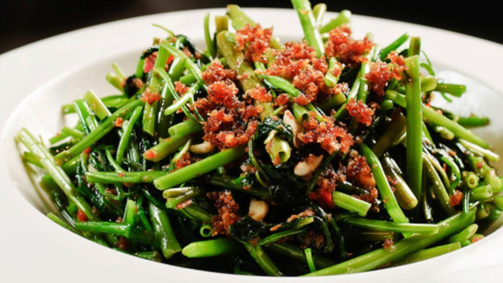 Hobi Makan Sayur Bisa Kurangi Tingkat Stres
