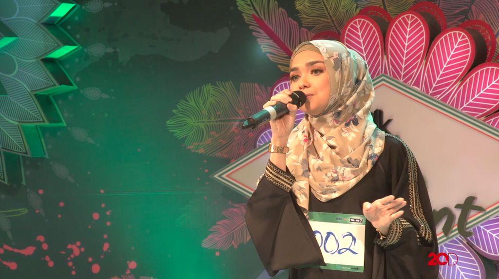 18 Besar Sunsilk Hijab Hunt 2017 Palembang - Sulisiana Riantiari