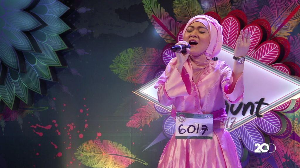 24 Besar Sunsilk Hijab Hunt 2017 Jakarta - Nada Annisya