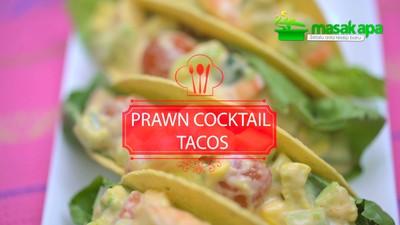 Prawn Cocktail Tacos