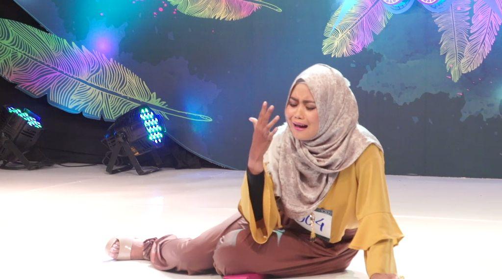 24 Besar Sunsilk Hijab Hunt 2017 Surabaya - Umi Fadilah