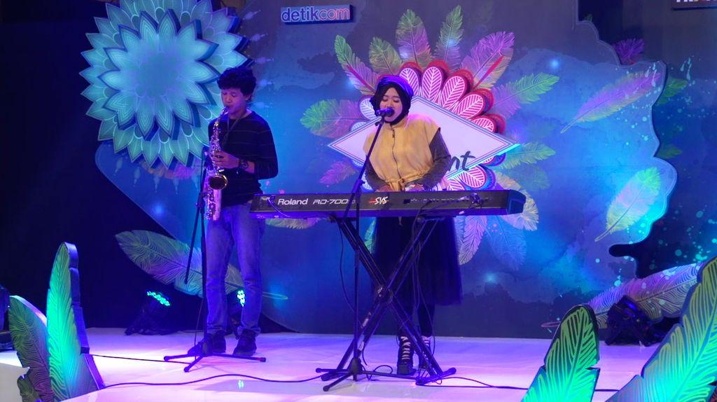 24 Besar Sunsilk Hijab Hunt 2017 Surabaya - Soraya Ghyna