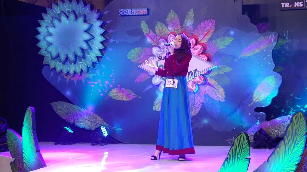 24 Besar Sunsilk Hijab Hunt 2017 Surabaya - Nisa Tuhepaly