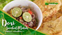 Resep Dori Sambal Matah