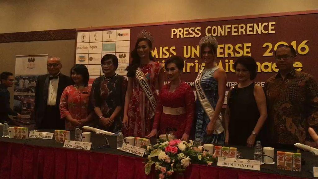 Miss Universe 2016: Anggun Sangat Terkenal di Prancis