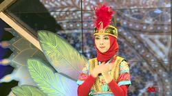 50 Besar Sunsilk Hijab Hunt 2017 - Salma Nadya