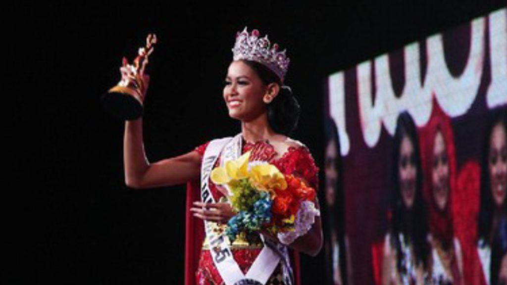 4 Fakta Tentang Bunga Jelitha, Puteri Indonesia 2017