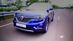Renault Koleos, SUV Bercita Rasa Eropa Nan Nyaman