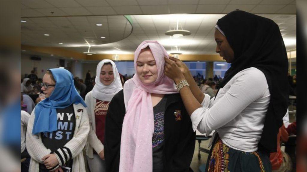Curhat Remaja AS Jadi Satu-satunya Hijaber di Sekolah