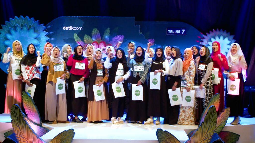 Video Series: Audisi Sunsilk Hijab Hunt 2017 Medan - Episode 7