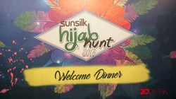 Serunya Dinner Bareng Sepuluh Finalis Sunsilk Hijab Hunt 2017
