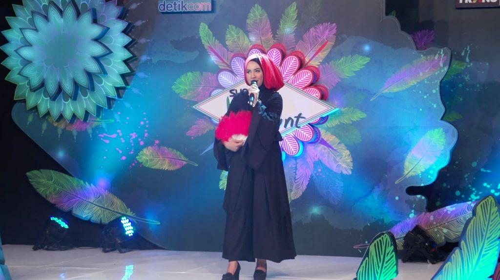 24 Besar Sunsilk Hijab Hunt 2017 Surabaya - Elsa Okta Neviandari