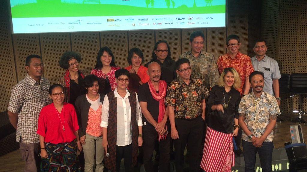 Bekraf Optimis Melihat Perkembangan Film Indonesia