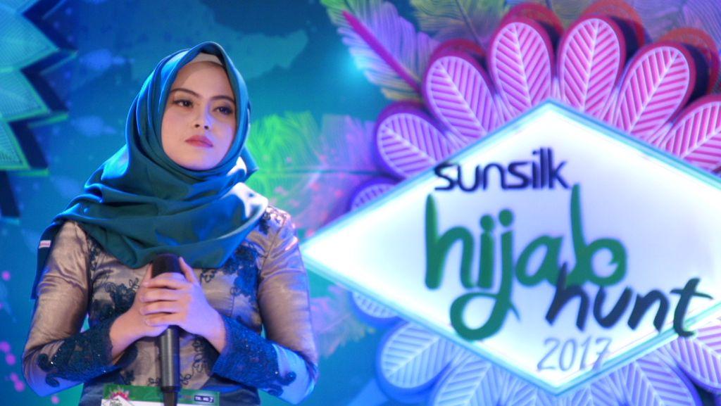30 Besar Sunsilk Hijab Hunt 2017 Bandung - Cici Fajariyani