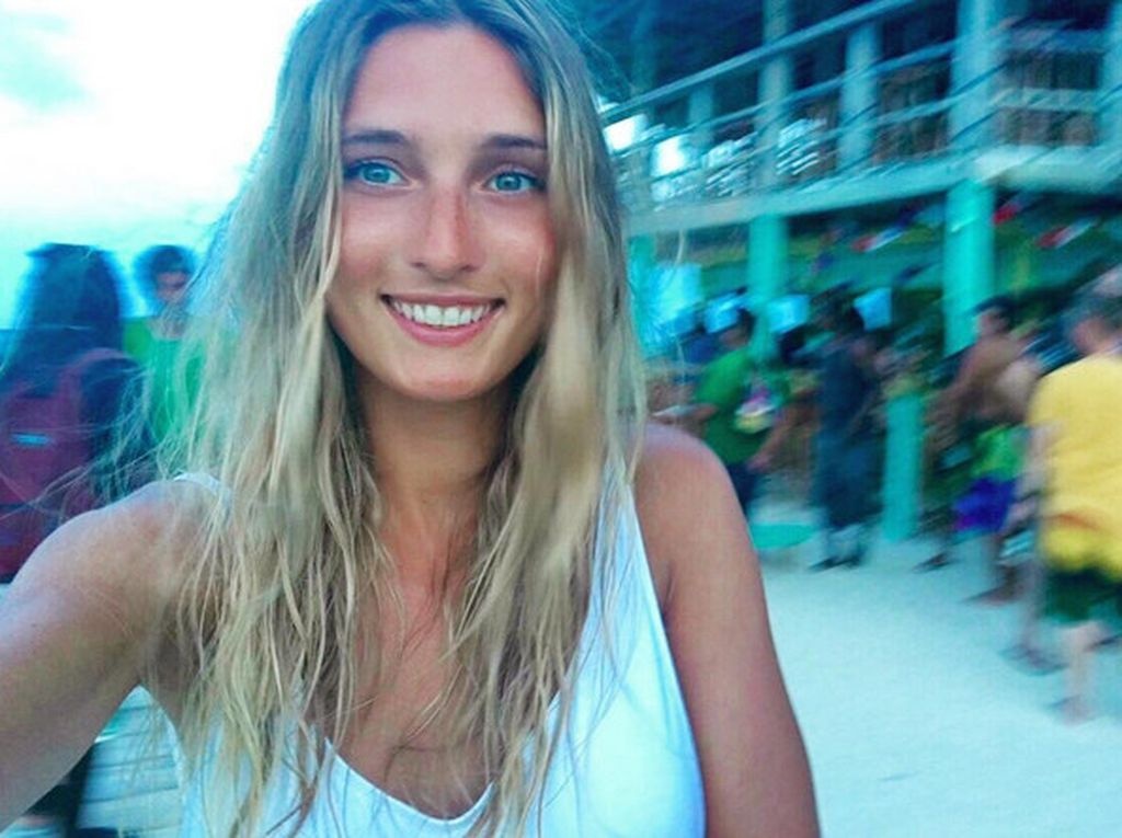 Ini Sophie Taylor, Model yang Digosipkan dengan Pangeran William