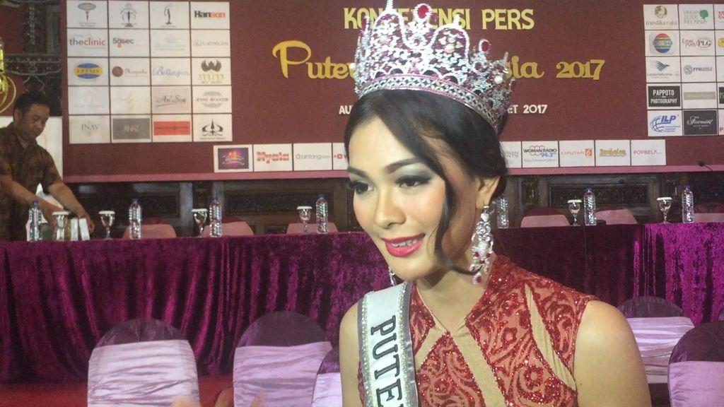 Makna Putri Indonesia Bagi Kezia Warouw
