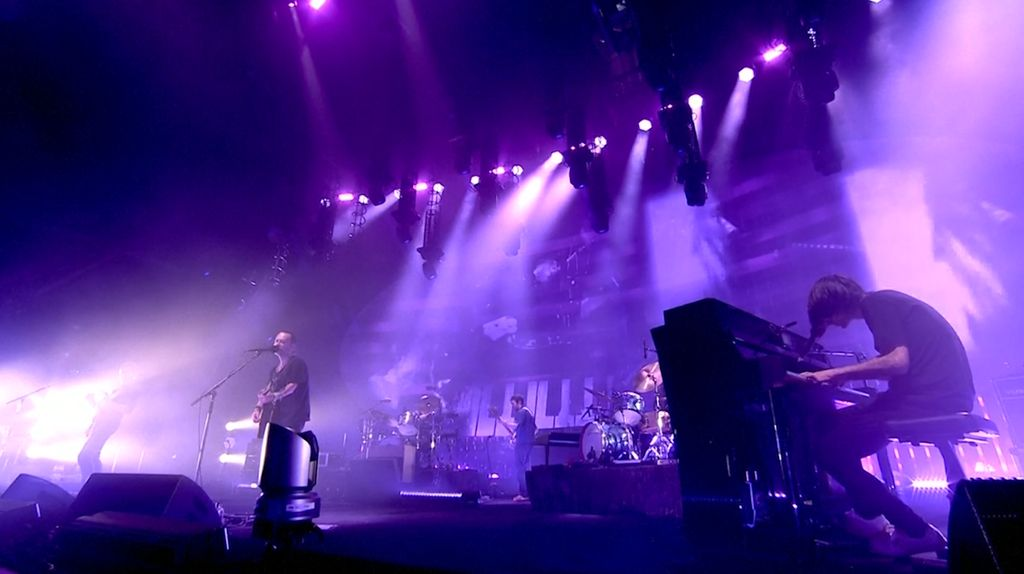 Radiohead Kembali ke Glastonbury