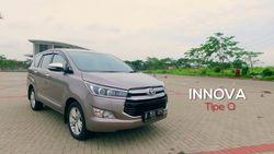 Toyota Innova Type Q, Mobil MPV Rasa SUV