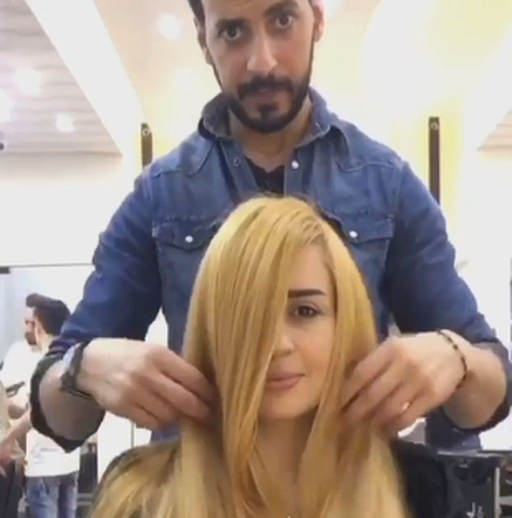 Hairstylist Ini Gunakan Nutella dan Susu Kental Manis untuk Warnai Rambut