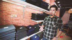 Comic Jeans, Bermodal 300 Ribu, Beromzet Ratusan Juta Rupiah