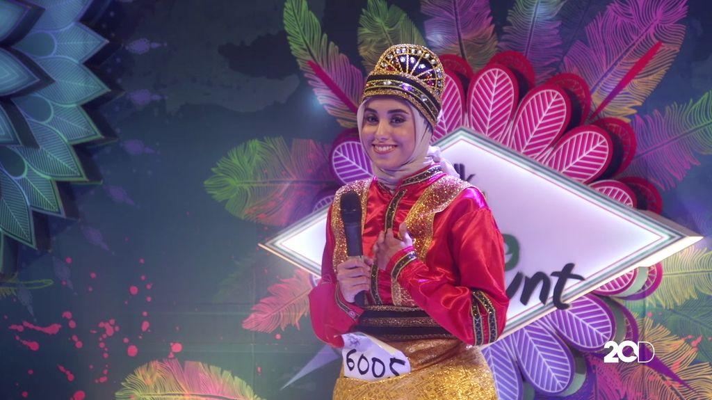 24 Besar Sunsilk Hijab Hunt 2017 Jakarta - Sherin Fatima