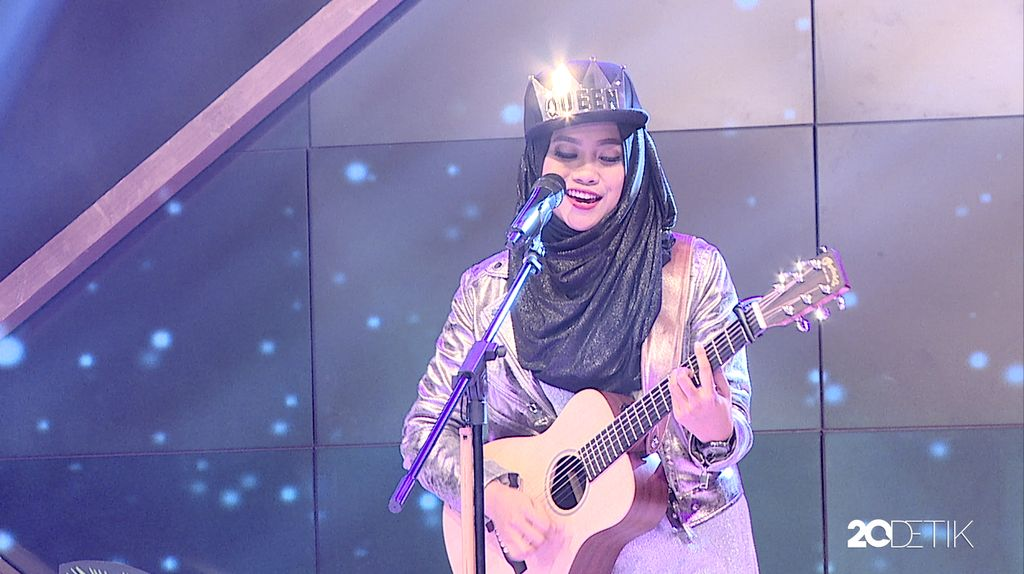 50 Besar Sunsilk Hijab Hunt 2017 - Ayu Putrisundari