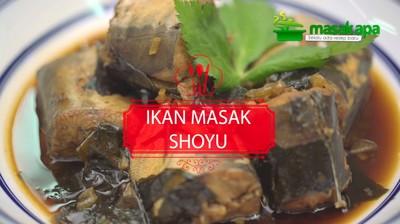 Ikan Masak Shoyu