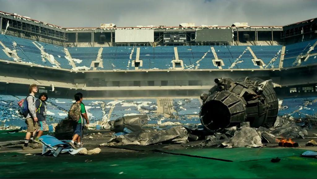 Transformers: The Last Knight, Film dengan Pendapatan Terendah