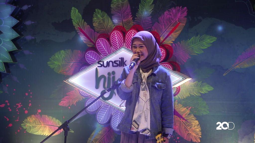 24 Besar Sunsilk Hijab Hunt 2017 Jakarta - Salma Aqilah Zahran