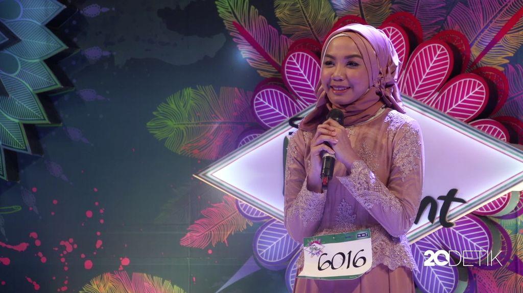 24 Besar Sunsilk Hijab Hunt 2017 Jakarta - Ashilla Shafydhiya