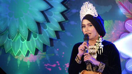 30 Besar Sunsilk Hijab Hunt 2017 Bandung - Sri Dewi
