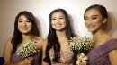 Cantiknya! Melody dan Nabilah JKT48 Jadi Bridesmaid