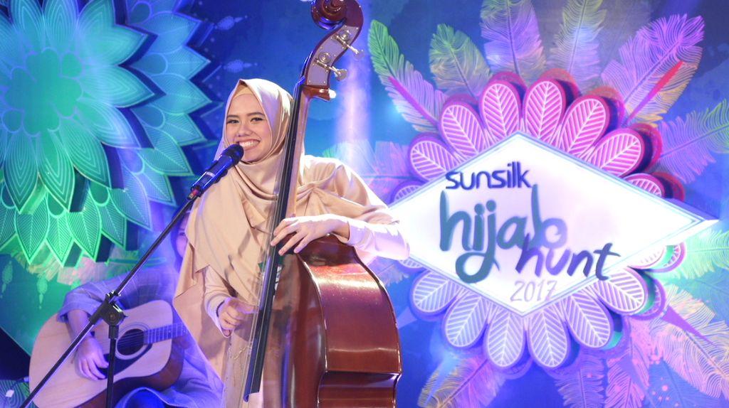 30 Besar Sunsilk Hijab Hunt 2017 Bandung - Tamara Aisyah Sayidina