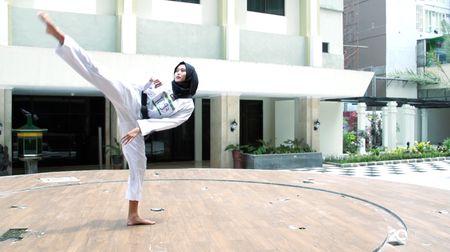 Hijabers Berbakat Berkumpul di Sunsilk Hijab Hunt 2017 Yogyakarta