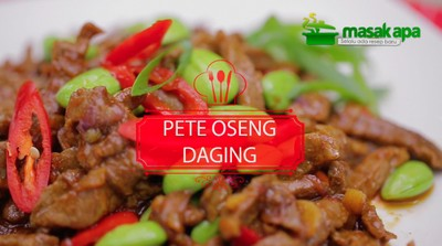 Pete Oseng Daging