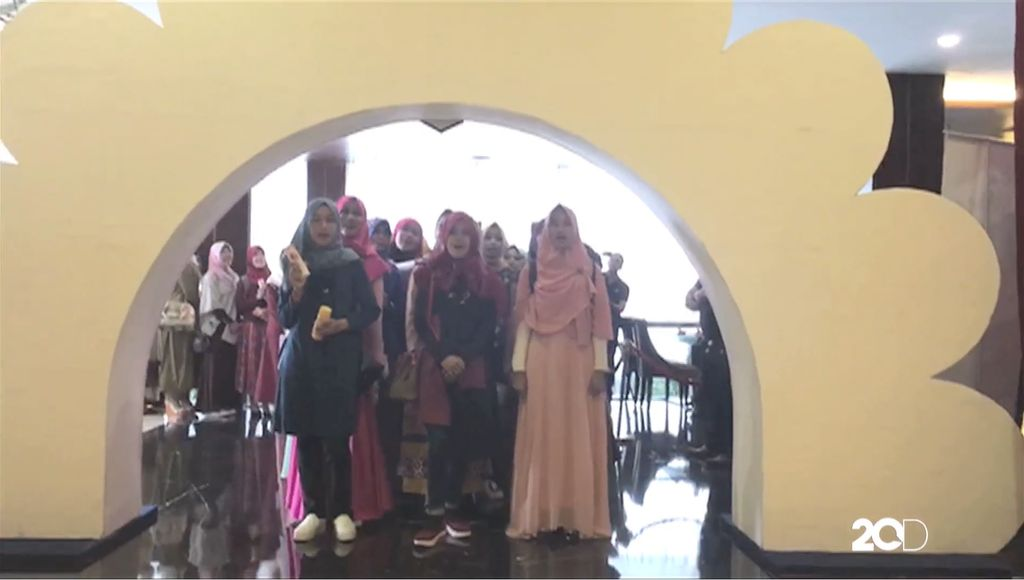 Audisi Sunsilk Hijab Hunt 2017 Palembang Dimulai!