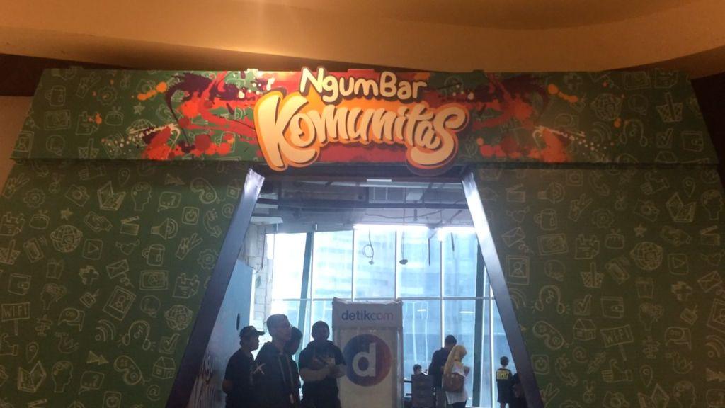 NgumBar, Acara Perkumpulan 100 Komunitas Keren